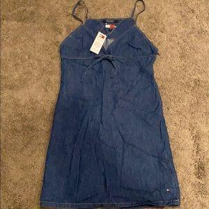 Tommy Jeans Denim Dress